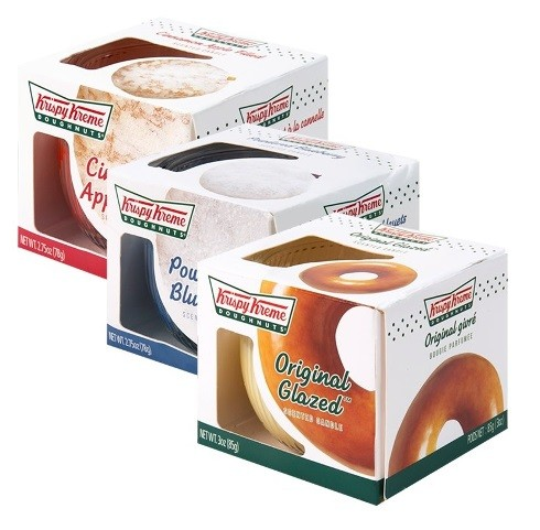 Krispy Kreme Scented Candle