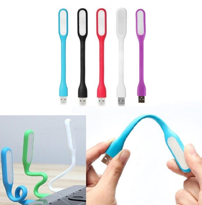 Flexible Silicone USB Light