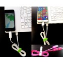 2 In 1 USB For Android & iPhone 5/6