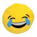 Laughing Emoji Cushion