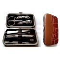 8 Piece Stainless Steel Manicure Set