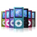 Blue 8GB MP4 Player