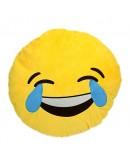 Laughing Emoji Cushion