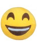 Laughter Emoji Cushion