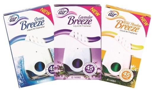 Air Breeze Freshener