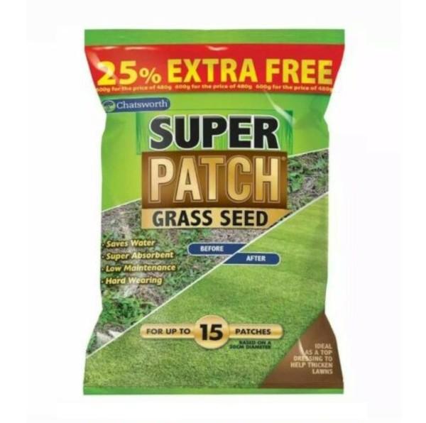 Super Patch Grass Seeds 1.2kg