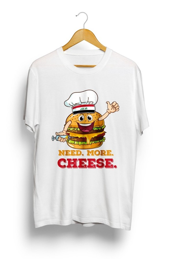 Chef Burger Iraqi T-Shirt