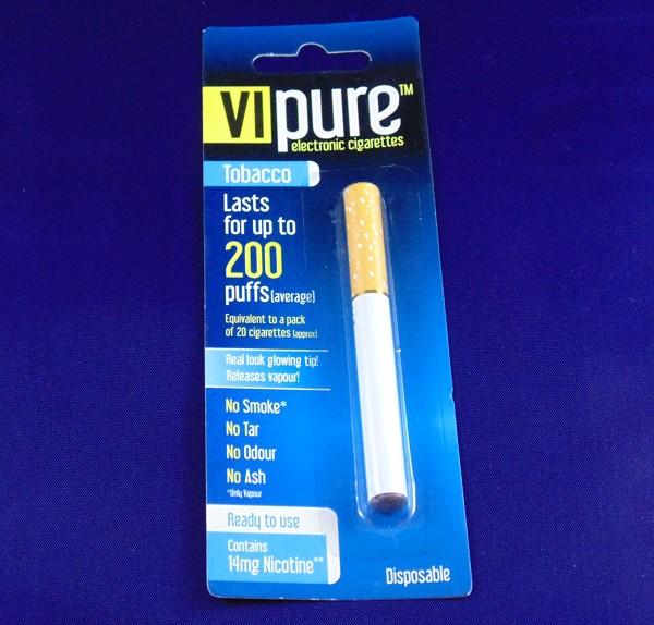 E-Cigarette - Tobacco