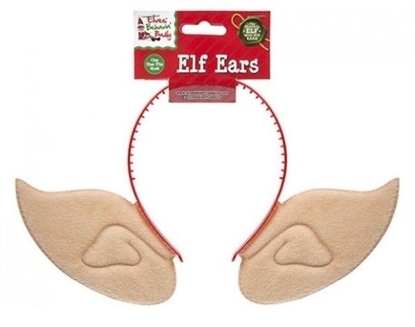 Christmas Elf Ears Headband