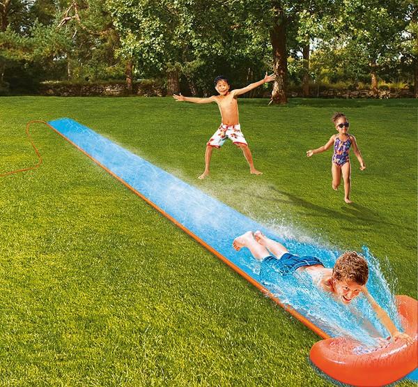18 feet Inflatable Water Slide
