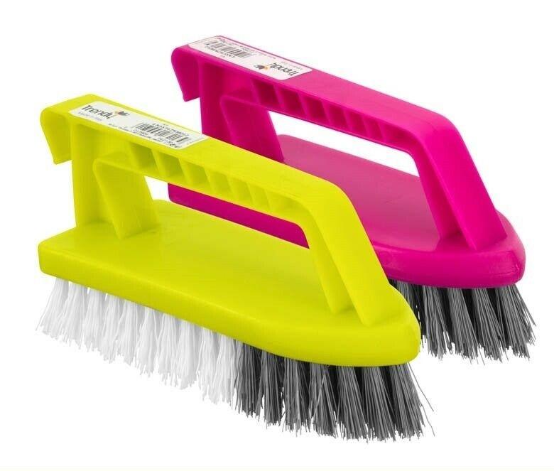 Trendy Iron Scrub Brush