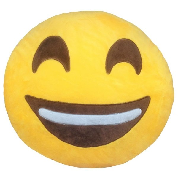 Laughter Emoji Cushion
