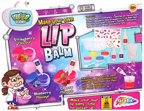 Make your own Lip Balm Set