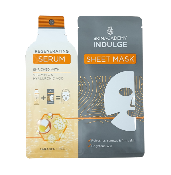 Regenerating Vitamin C Mask