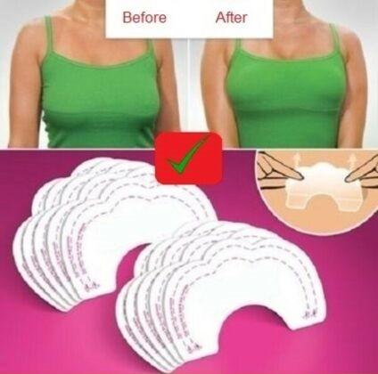 Bare Breast Lift Tape