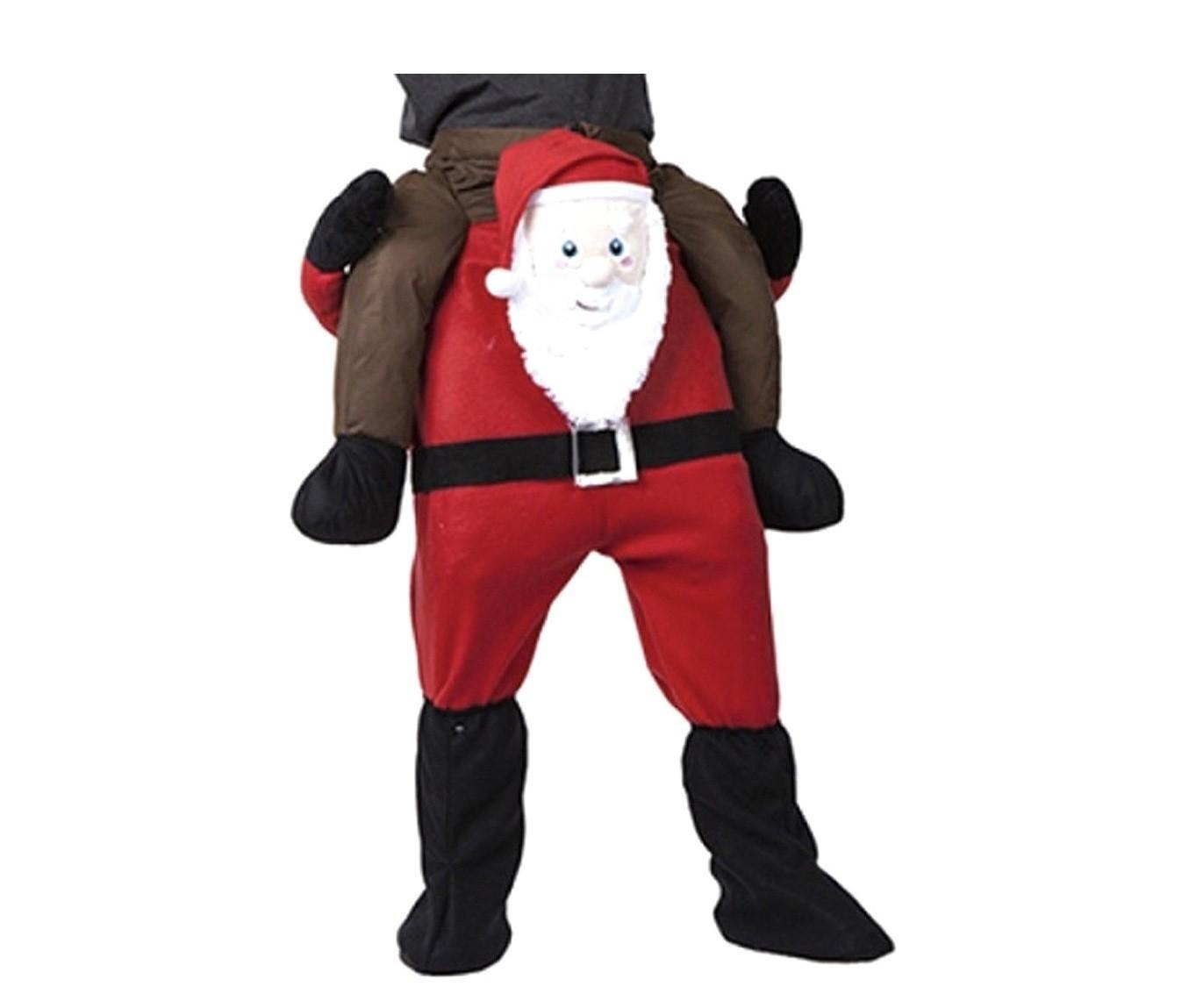 Santa Lift Me Up Costume