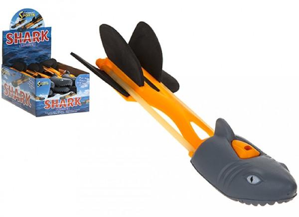 Elastic Shark Shooter Rocket