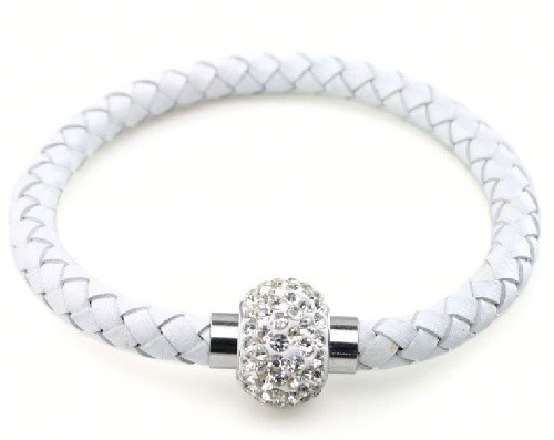 Ladies White Bracelet