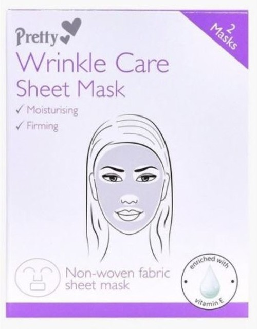 Wrinkle Care Sheet Mask