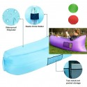 Inflatable Lounger + Storage