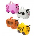 Kids Animal Ride On Suitcase