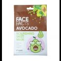 Vegan Avocado Mask