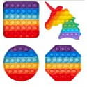 Stress Reliever Rainbow Popping Gadget