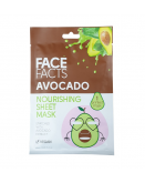 Vegan Avocado Mask