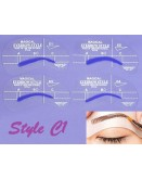 Eyebrow Shaping Stencil Set C1