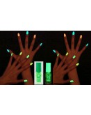 Glow In The Dark Green Nail Polish
