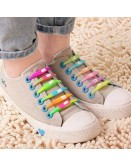 Lazy Shoe Laces - 12 Pack