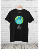 Stay Safe Corona T-Shirt Black