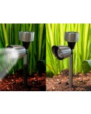 Stainless Steel Solar Spot Lights