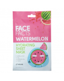 Vegan Watermelon Mask