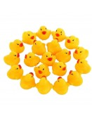 Mini Yellow Rubber Bath Duck