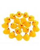 Mini Yellow Rubber Bath Duck